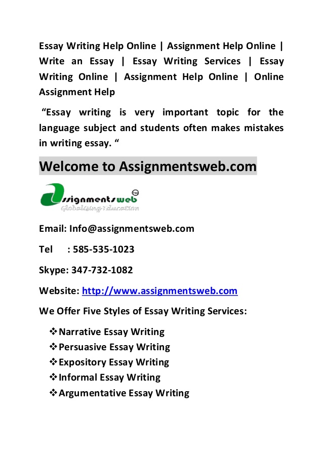 online essay helpers Essay help is essential when you don't want to mess up your reputation and grades top quality assistance from our expert will end your problems once and for all.